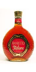 Amaretto di Amore Glass Set Liqueur